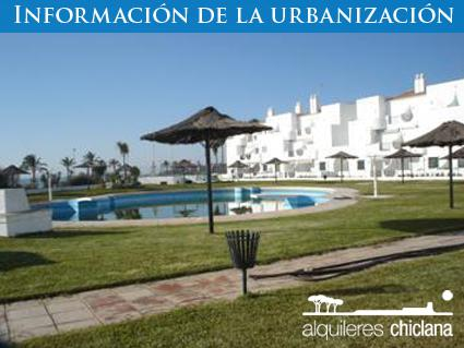 Rental Residential Playa de La Barrosa