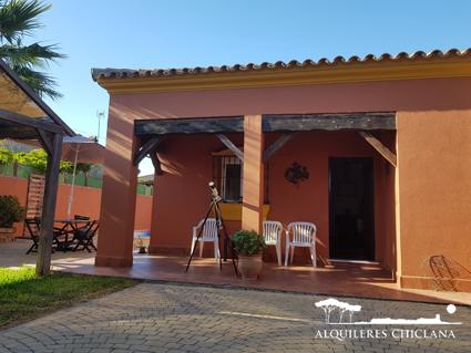 Rental Villa Playa de La Barrosa