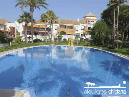 Rental Apartment Playa de La Barrosa