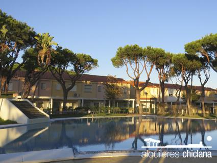 Rental Semidetached-house Playa de La Barrosa