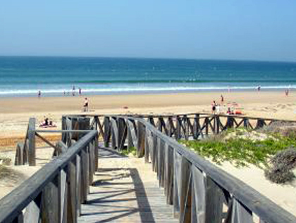 Playas de Chiclana